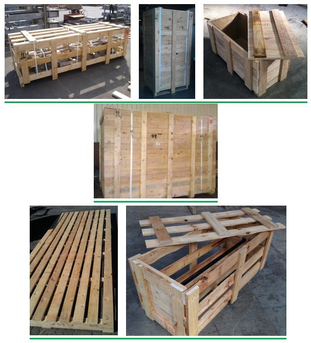 crates, boxes, pallets - Mc Christies