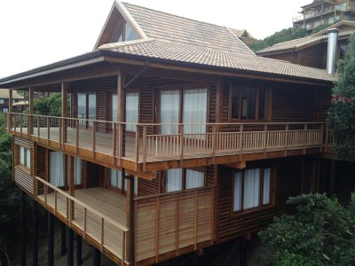 Wood Innovation Showcased At The Institute Of Timber Frame