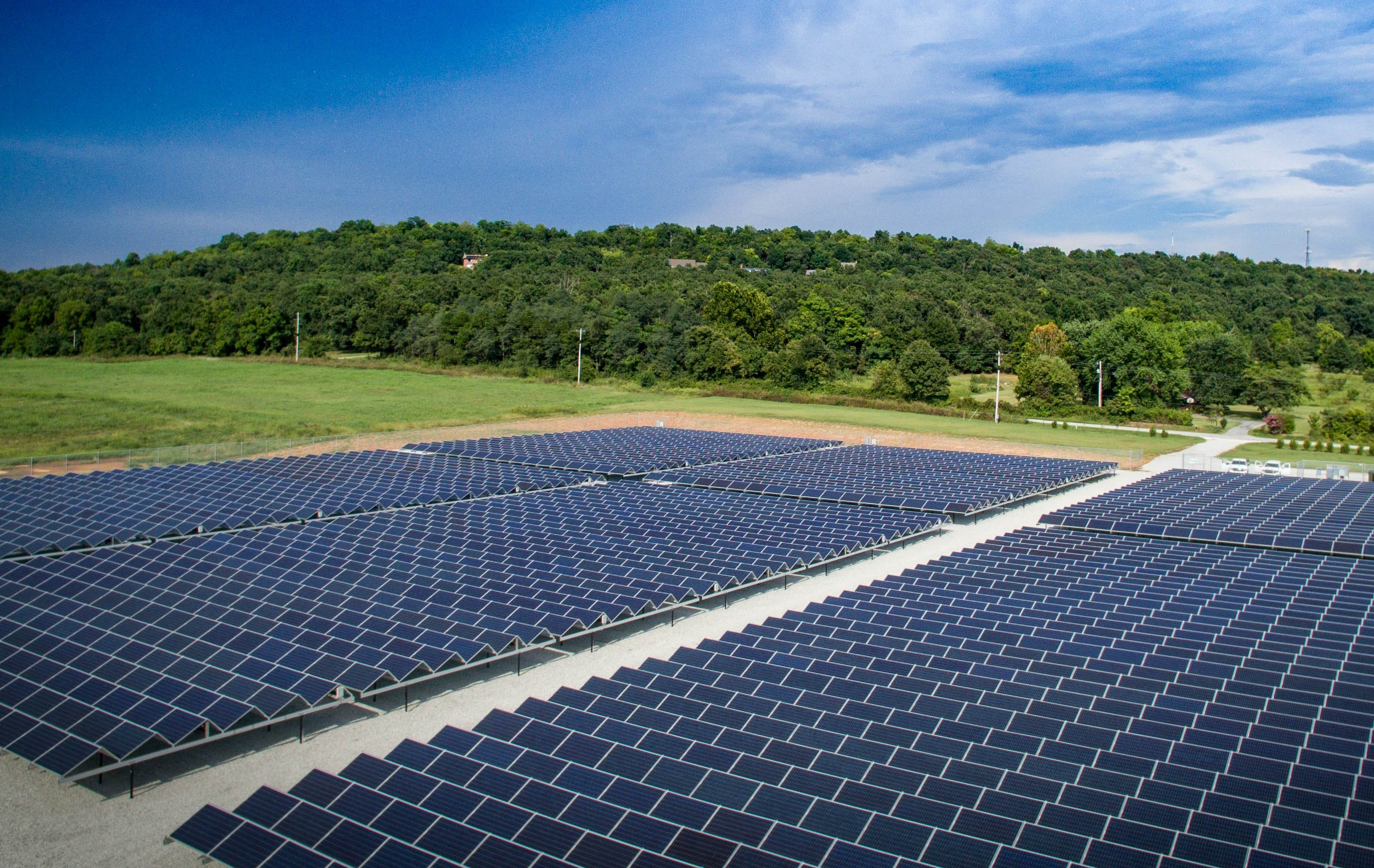 Nashville factory to become the first solar powered facility for Husqvarna Group