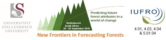 New Frontiers in Forecasting