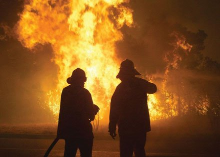 Portugal looks at Aussie style fire warnings