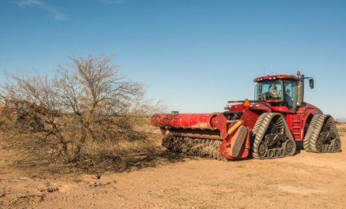 Seppi M. intros Maxisoil 350, its largest forestry tiller, stone crusher