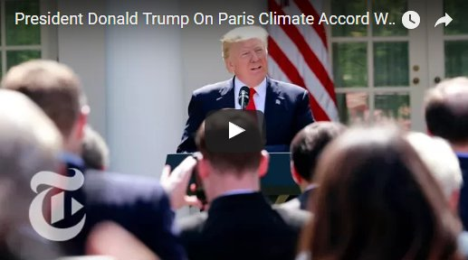Trump Paris Climate