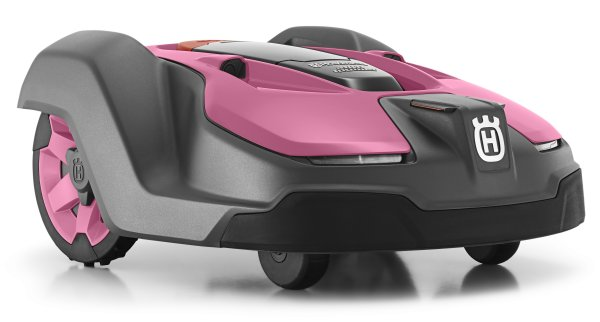 #G0PINK with Husqvarna – and win an automower