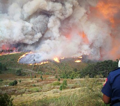 Expect more wildfires, experts warn