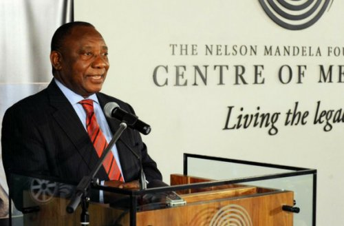 Cyril brings hope - and economic growth