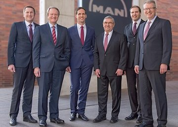 MAN Truck & Bus boosts business with engines and components