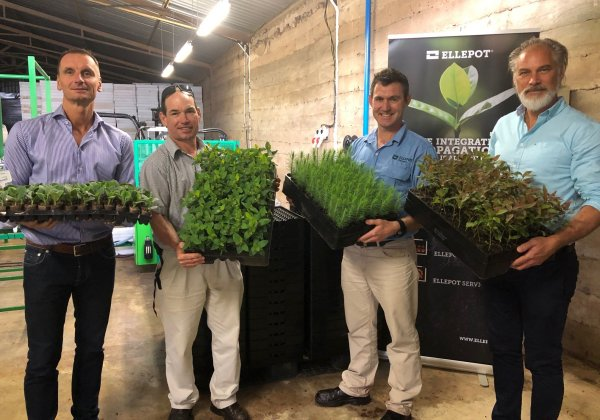 Ellepot South Africa to revolutionize horticulture industry