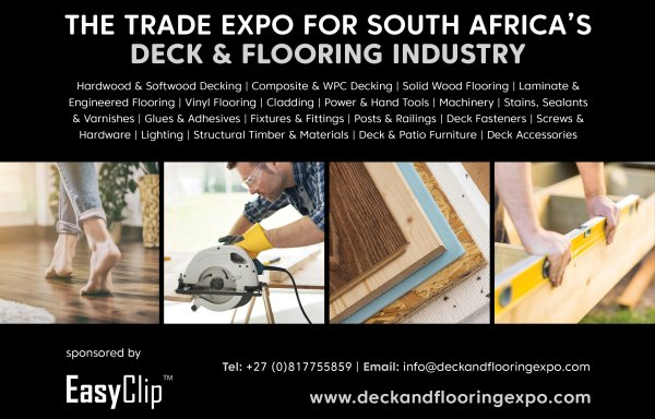 All hands on deck for inaugural Deck & Flooring Expo