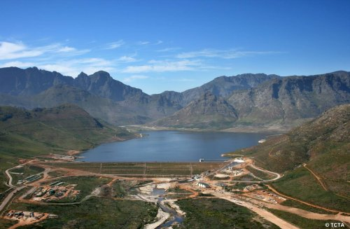 Alien plants threaten to use up half of the inflows into two important dams in SA
