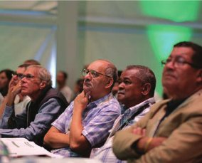 Record-breaking 9th annual Wood Conference