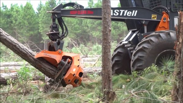 Renewed forestry focus at manufacturer