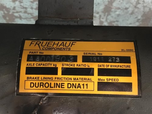 Quantum leap as Transportation Components now supplies to OEM Henred Fruehauf