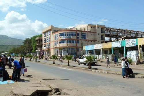 Arba Minch Town, Ethiopia, is a known source for various fruit, including mangoes. It is the chosen site for the proposed strach extraction plant because of the steady supply of the raw material in the town.