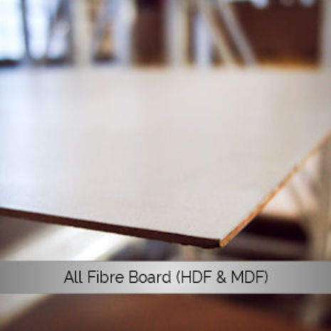 All Fibre Board (HDF & MDF)